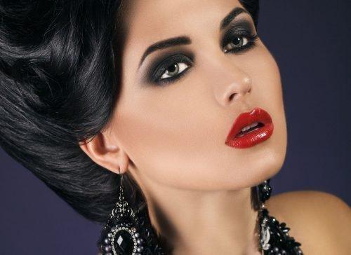 Злоупотребление макияжем