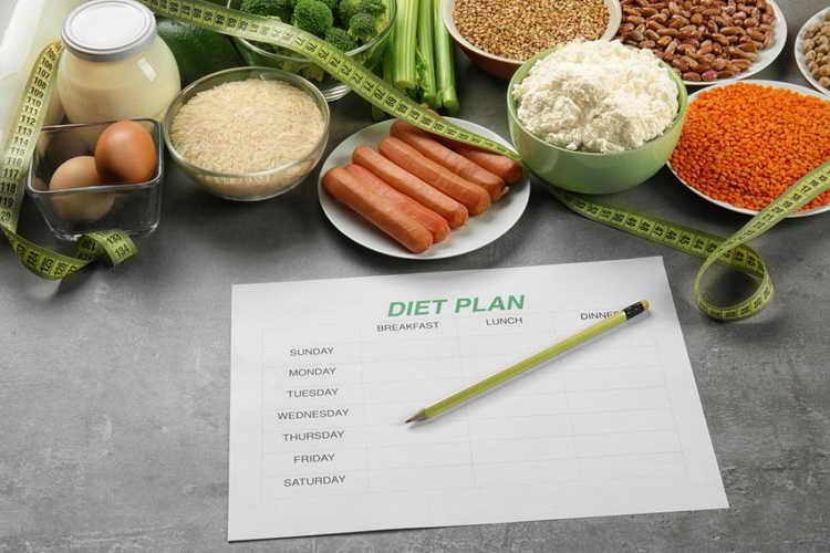 Характеристика диеты для мужчин