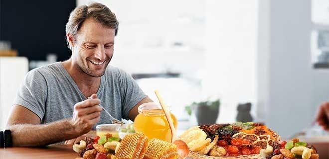 Питательный рецепт для мужчин