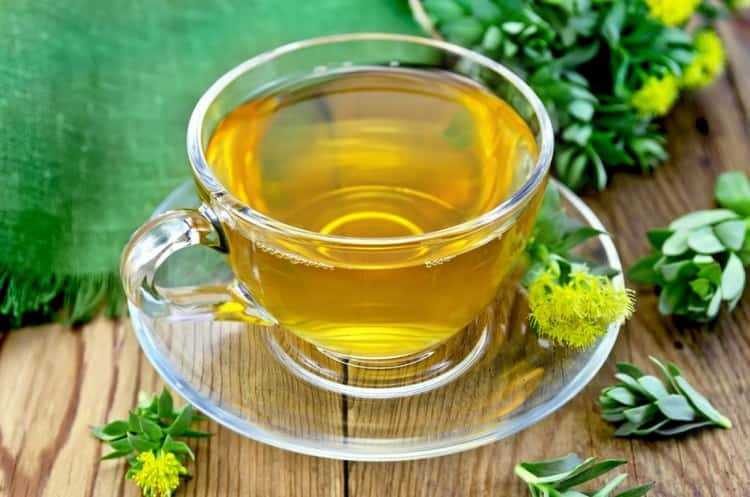 Из этого растения можно делать также тонизирующий чай.