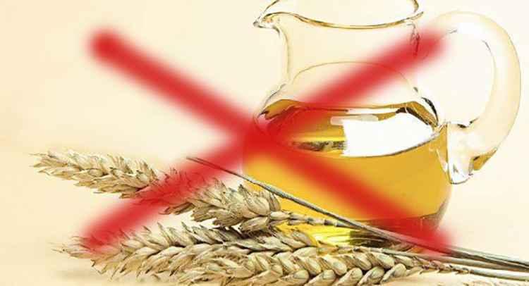 Масло пшеницы и противопоказание к нему