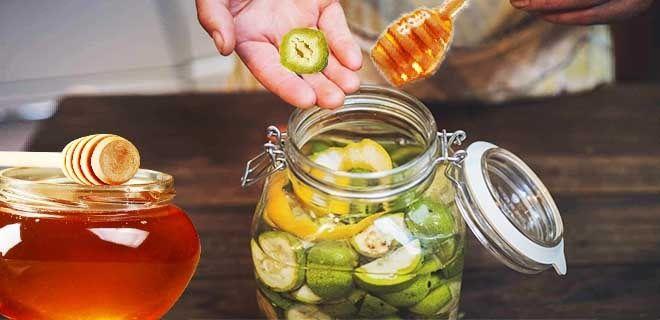 Зеленые грецкие орехи с медом сладкое лекарство