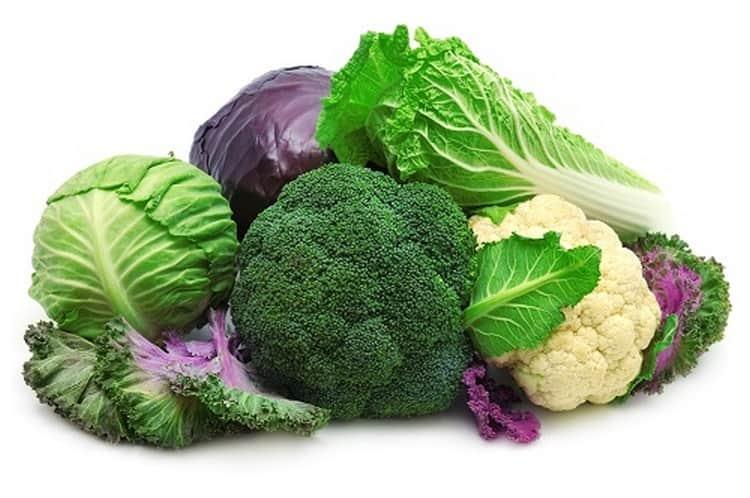 Поговорим о полезных свойствах капусты.