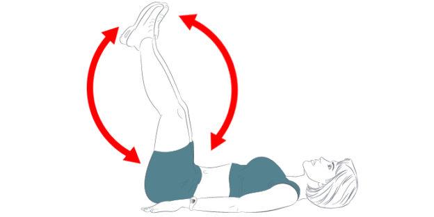упражнение для проф варикоза фото