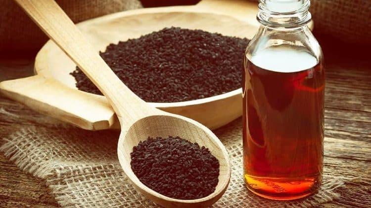 Широкое применение нашло и масло черного тмина.