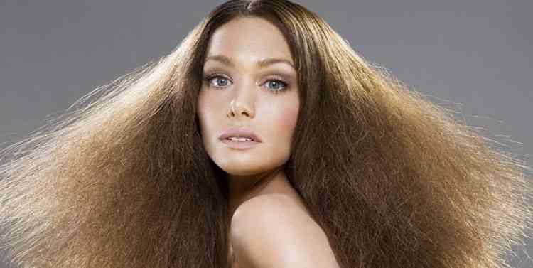 Маска для пушистых волос