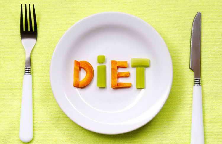 черный кал после диеты