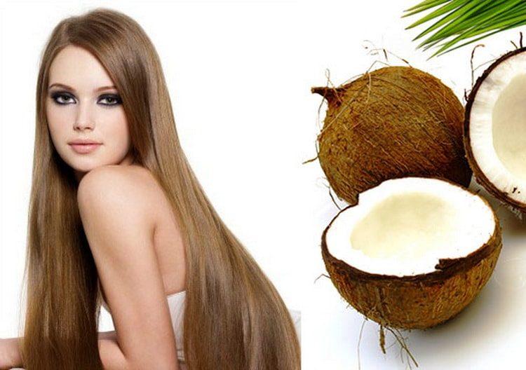 Как действует маска с кокосовым маслом