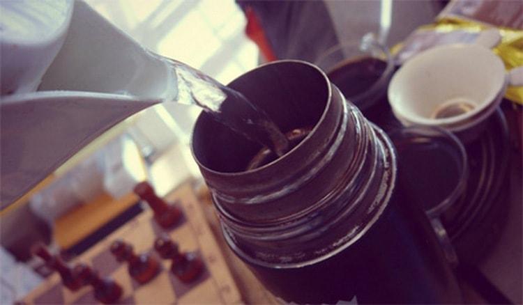 Чай из свербиги пьют при малокровии.