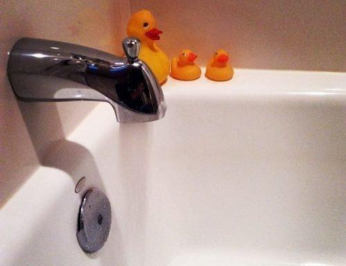 Горячая ванна