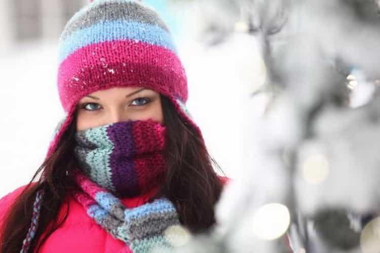 действия по оказанию первой помощи при обморожении