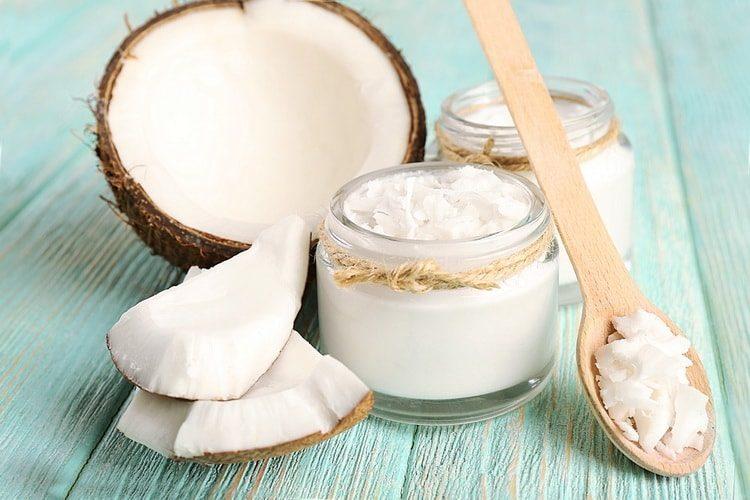 Как готовится маска с кокосовым маслом