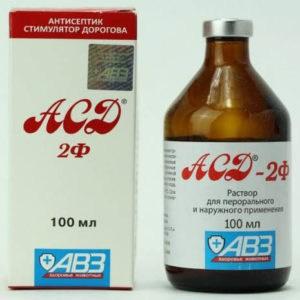 АСД 2Ф для лечения