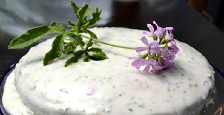 Применение пелрагонии в кулинарии