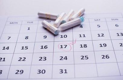 Менструальный календарь выделений