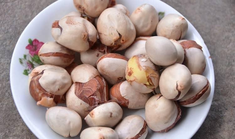 жареные семена джекфрута полезны для мужского здоровья.