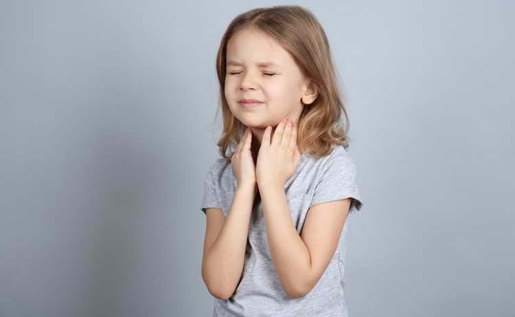 ложный круп у детей симптомы и лечение