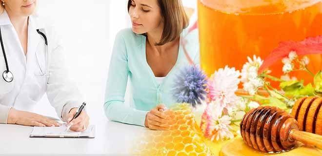 Цветочный мед для женщин