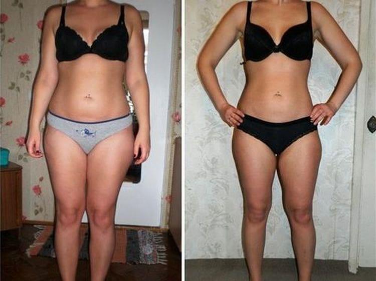 Почитайте также отзывы о гречневой диете и посмотрите результаты похудевших на фото.