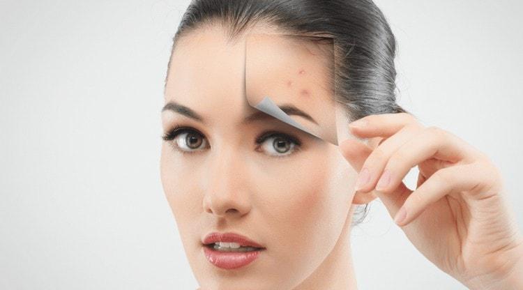 маски с такой пудрой помогают бороться с высыпаниями на коже.