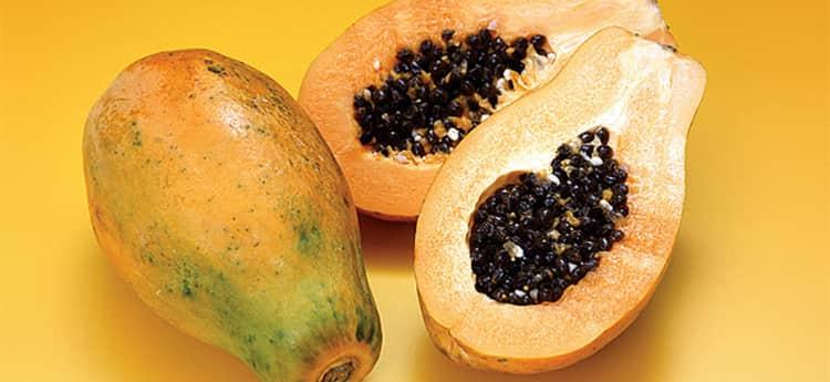 Польза папайи в медицине