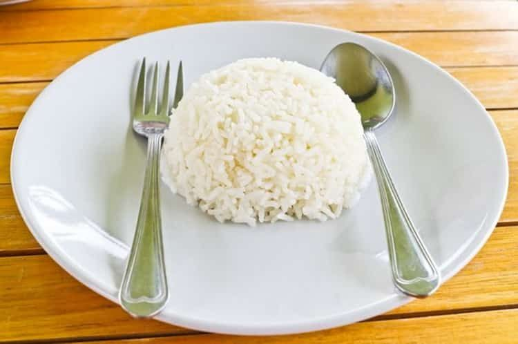 Рисовая Диета От.