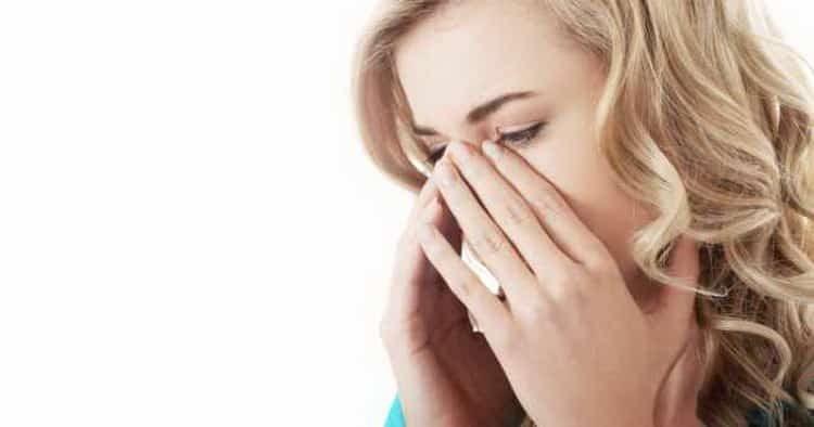 сухость в носу и ее причины