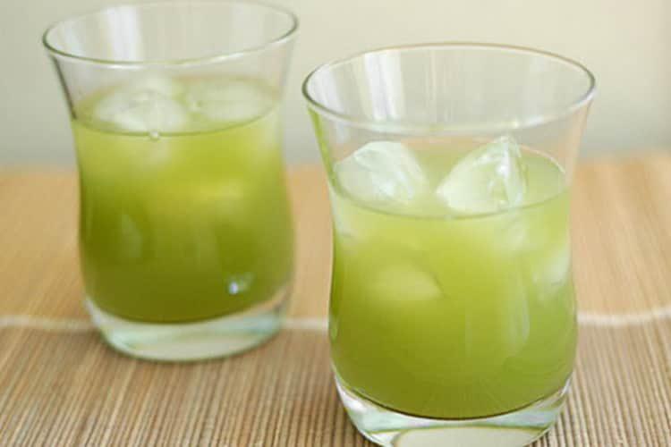 Как сделать сок из череды
