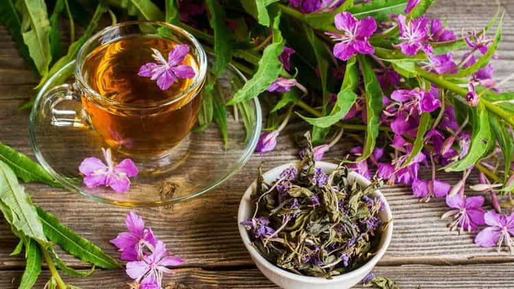 иван-чай это очень хорошее успокоительное средство.