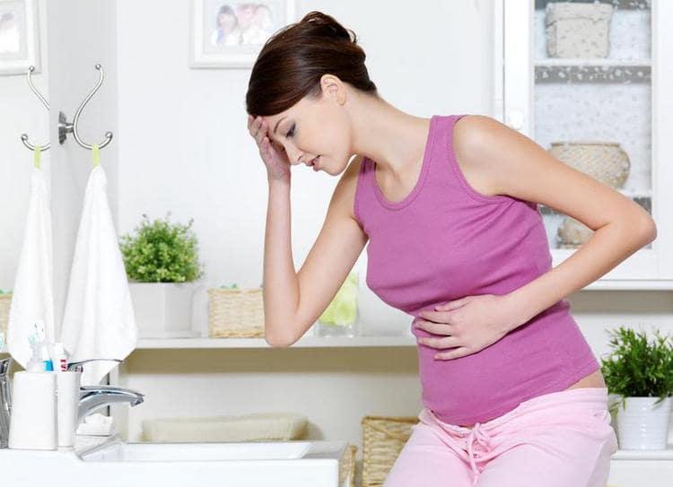 Золототысячник малый можно использовать для устранения симптомов токсикоза у беременных.