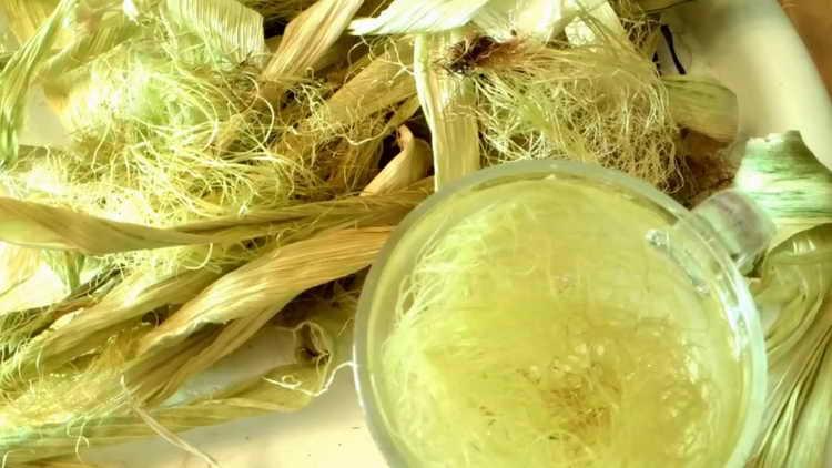Настой кукурузных рылец при частом мочеиспускании у мужчин после 50 лет