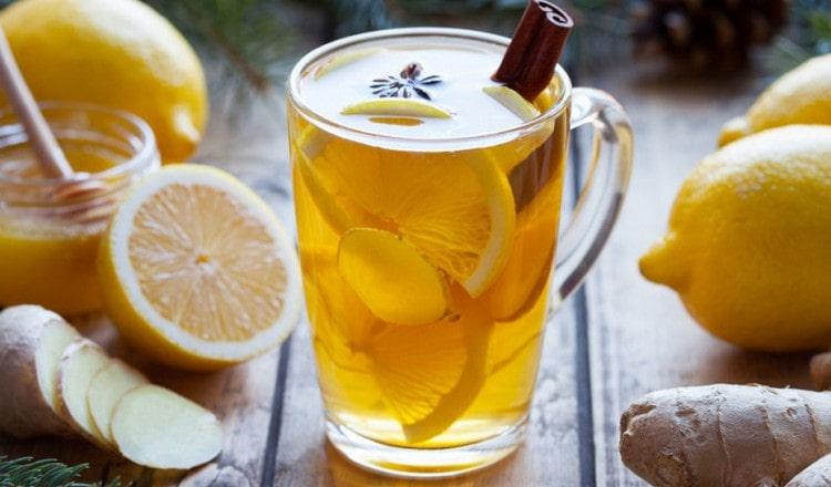 Даже детям можно приготовить такой укрепляющий чай.