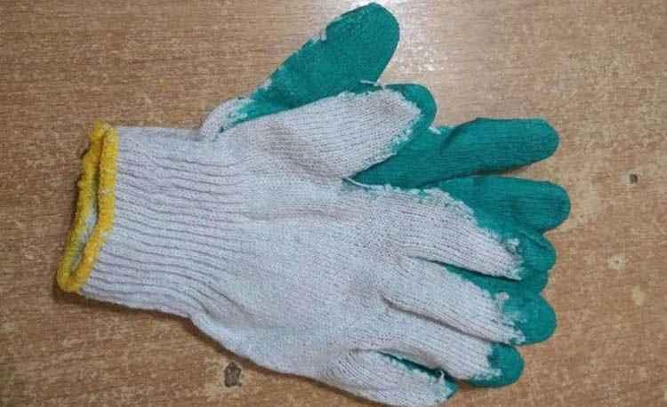 Подснежник лучше собирать в перчатках